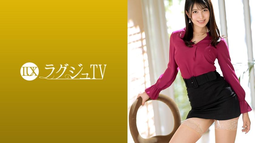 259LUXU-1240 栗山咲26岁模特